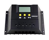 Контроллер заряда JUTA CM5024Z 50А  (12В,24В) LCD