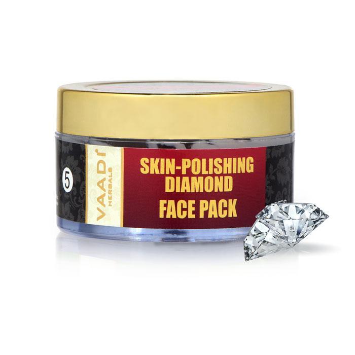 Полирующая кожу алмазная маска для лица - фото 1
