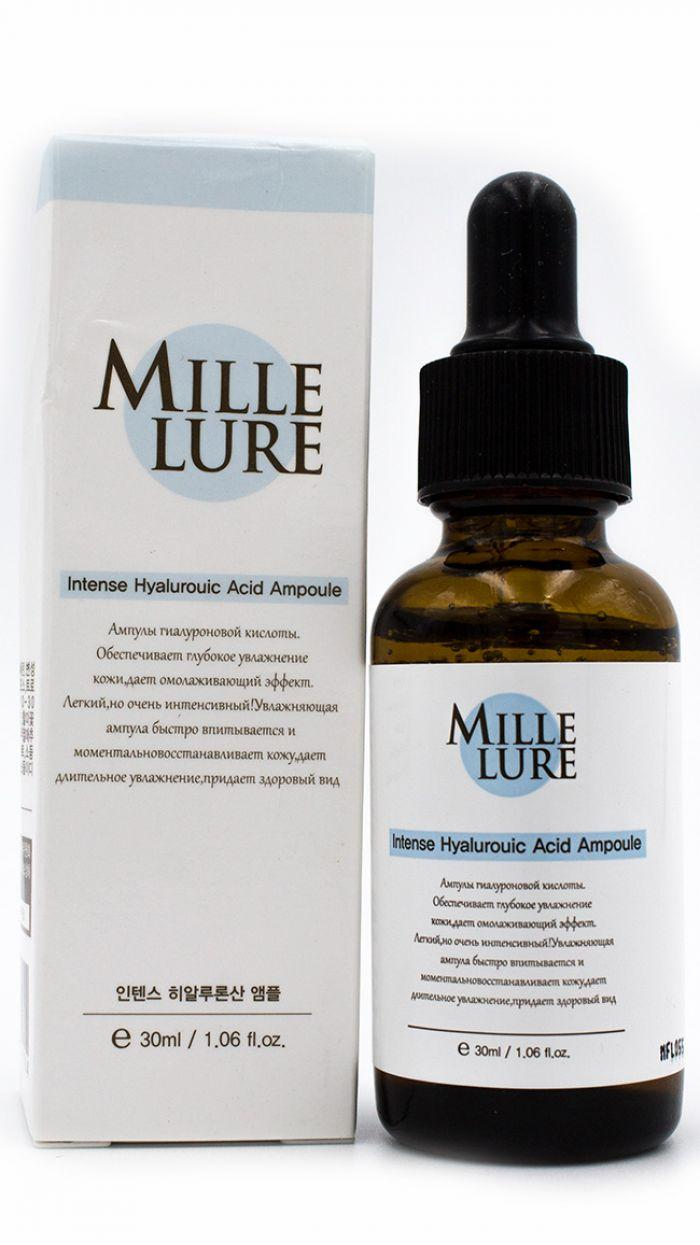 Сыворотка для лица Mille Lure Hyaluronic Acid Intensive Ampoule 30 ml.