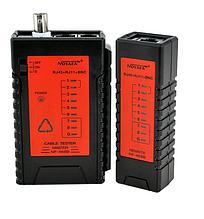 Тестер LAN-сетей RJ45,RJ11,RJ12, BNC