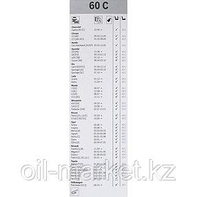 BOSCH Стеклоочиститель ECO каркасный 600mm (60C), фото 2
