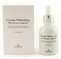 Сыворотка для лица The Skin House Crystal Whitening Plus Booster Ampoule 30 ml.