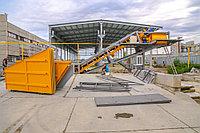 Запуск в серийное производство бетонного завода QB-75