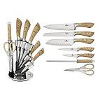 Набор ножей Berlinger Haus Forest Line 8 предметов BH-2291, фото 2