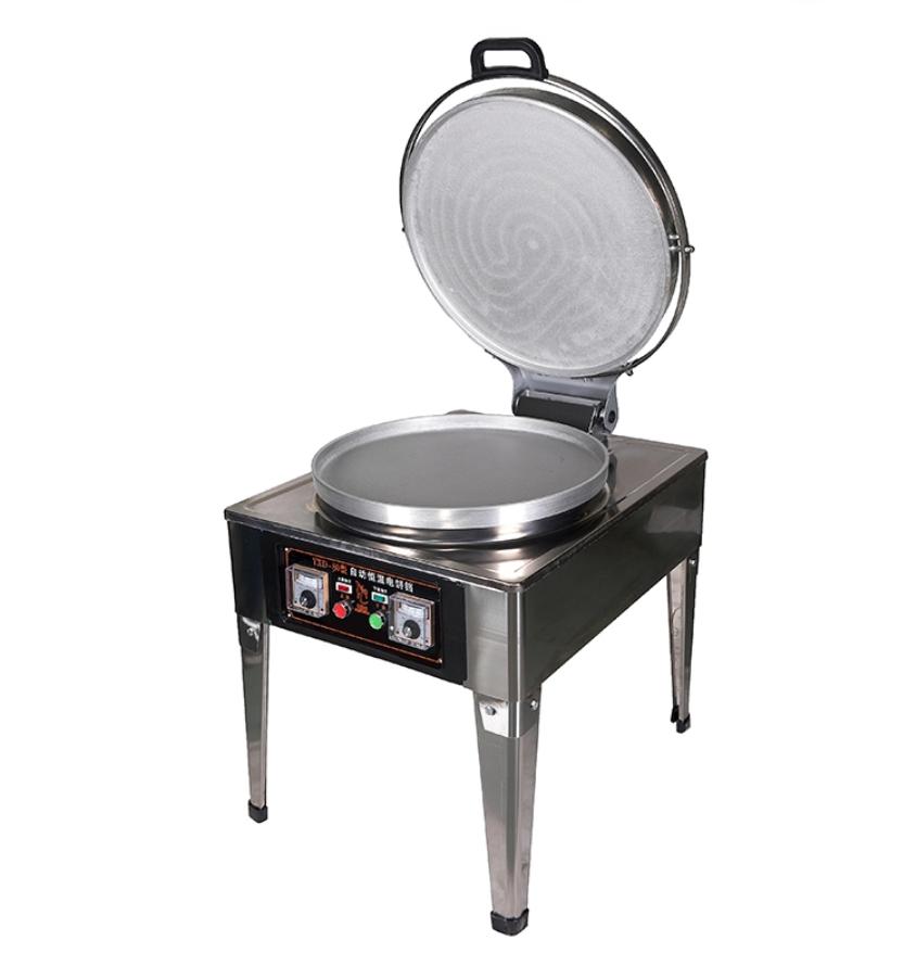 Электрическая сковорода профессиональная 57 см, 220 В