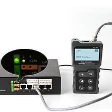 Кабельный PoE тестер (тест мощности, карта распиновки, индентификация стандарта), фото 3