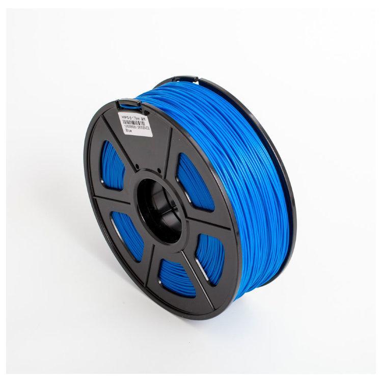 Пластик для 3D принтеров HIPS,SUNLU, синий