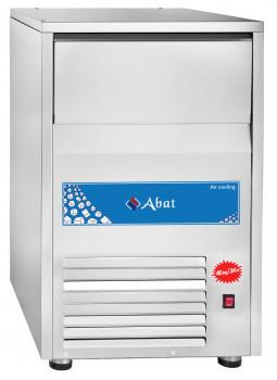 Льдогенератор кубикового льда ЛГ-46/25К-02, 46 кг/сутки, воздушное охлаждение, 40 кубиков (18 г) за цикл, бунк