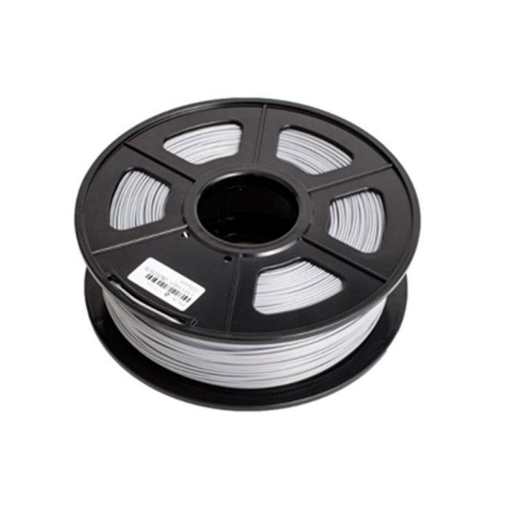 Пластик для 3D принтеров ABS, SUNLU, серебристый