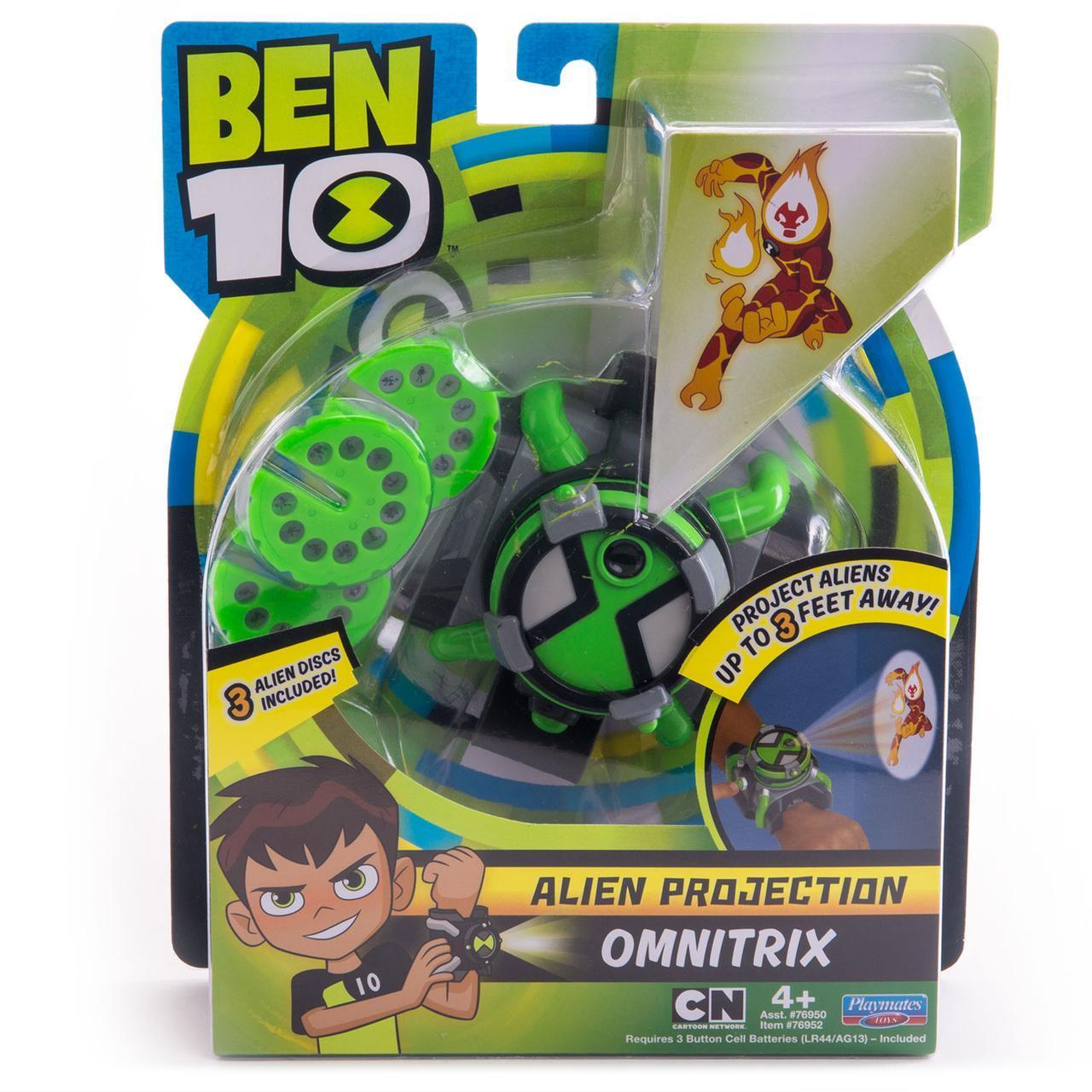Часы бен тен 10 Ben 10  Омнитрикс ( проектор)