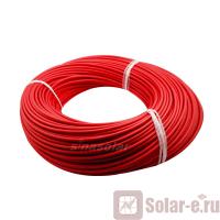 Кабель солнечный  4 мм2 (Красный)