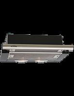 Встраиваемая вытяжка ELIKOR Интегра 60П-400-В2Л нерж/черный