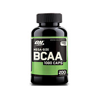 Аминокислоты Optimum Nutrition - BCAA 1000, 200 капсул