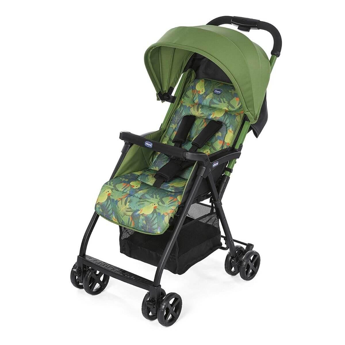 Chicco: Прогулочная коляска Ohlala  Tropical Jungle