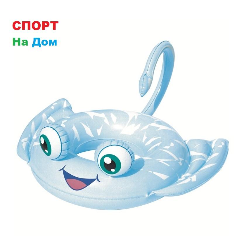 """Надувной круг для детей от 3 до 6 лет Bestwey 36059 """"Веселый скорпион"""" (86 х 69 см)"""