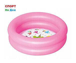 Детский надувной мини бассейн Bestwey 51061 ( 61 х 15 см. на 21 литр ), фото 2