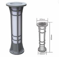 Садовый светильник на солнечных батареях РR-10