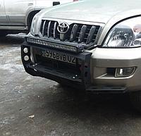 Защита бампера на любое авто по индивидуальному заказу