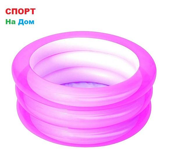 Детский надувной мини бассейн Bestwey 51033 ( 70 х 30 см. на 43 литра )