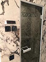 """Паровая комната (хамам). Размер = 1,1 х 1,75 х 2,5 м. Адес: г. Алматы, ж.к. """"ROYAL GARDENS"""". 3"""