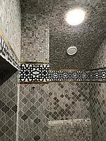 """Паровая комната (хамам). Размер = 1,1 х 1,75 х 2,5 м. Адес: г. Алматы, ж.к. """"ROYAL GARDENS"""". 9"""
