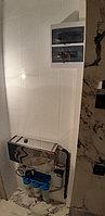 """Паровая комната (хамам). Размер = 1,1 х 1,75 х 2,5 м. Адес: г. Алматы, ж.к. """"ROYAL GARDENS"""". 11"""