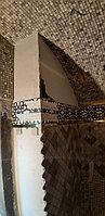 """Паровая комната (хамам). Размер = 1,1 х 1,75 х 2,5 м. Адес: г. Алматы, ж.к. """"ROYAL GARDENS"""". 19"""