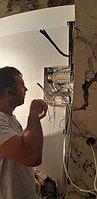 """Паровая комната (хамам). Размер = 1,1 х 1,75 х 2,5 м. Адес: г. Алматы, ж.к. """"ROYAL GARDENS"""". 29"""