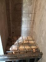 """Паровая комната (хамам). Размер = 1,1 х 1,75 х 2,5 м. Адес: г. Алматы, ж.к. """"ROYAL GARDENS"""". 33"""