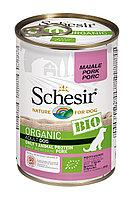 Schesir Bio консервы для собак, свинина 400г, фото 1