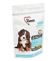 1st Choice Puppy сухой корм для щенков средних и крупных пород (с курицей) 350 гр