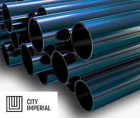 Труба стальная ВГП Водогазопроводная ДУ 40 х 4 ГОСТ 3262-75