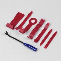 Набор инструмента по пластику TORSO, усиленный, 8 предметов
