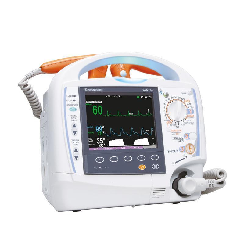 Портативный бифазный дефибриллятор Cardio Life TEC-5631