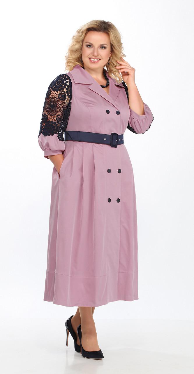 Платье Lady Secret-3595/5, клевер, 52