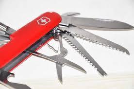 Ножи складные многофункциональные