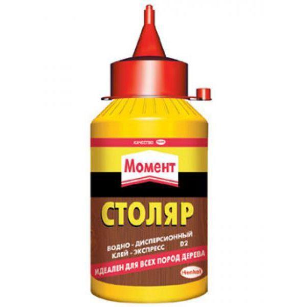 "Клей ""Столяр"" 250 гр/ МОМЕНТ"
