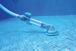 Ручной пылесос для бассейна
