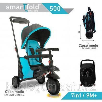 Велосипед Smart Trike 7в1 SmarTfold 500 Blue