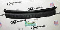 Накладка заднего бампера Приора 2 седан, фото 1