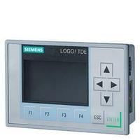 6ED1055-4MH08-0BA0 LOGO! TD, текстовы дисплей, 6-строчный, 3 цвета подсветки, 2 порта Ethernet