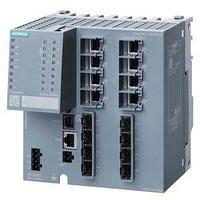 6GK5408-8GR00-2AM2 Управляемый коммутатор 3 уровня SCALANCE XM408-8C (модульный). 8 портов 10/100/1000 Мбит / с RJ45, 8 X 100/1000 Мбит / с SFP