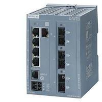 6GK5205-3BF00-2TB2 SCALANCE XB205-3LD MANAGEABLE LAYER 2 IE-SWITCH 5X 10/100 MBITS/S RJ45 PORTS 3X SM FO SC-PORT 1X CONSOLE PORT DIAGNOSTICS