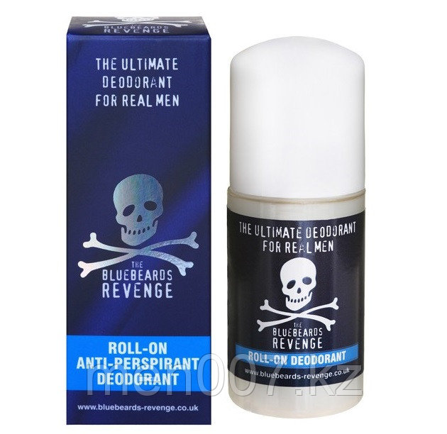 The Bluebeards Anti-Perspirant Deo (Антиперспирант) 50 мл