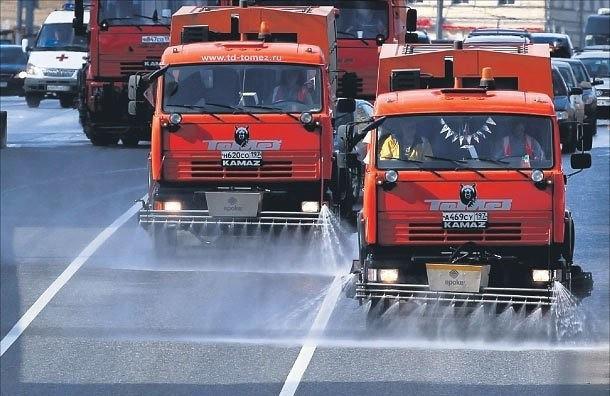 РЕАГЕНТ «Roksol TDNF» ПАВ - для пылеподавления промышленных площадок и дорог