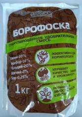 """Гранулированная удобрительная смесь """"Борофоска"""" (1 кг)"""