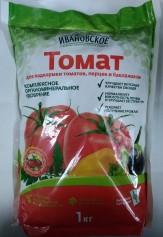 """Органоминеральное удобрение """"Томат"""" (1 кг)"""