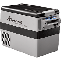 Компрессорный автохолодильник Alpicool CF-45 (45л), фото 1