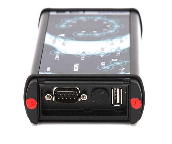 N04278 Диагностический сканер Iveco Easy (полный)
