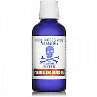 The Bluebeards Cuban Beard Oil (Кубинское масло для бороды) 50 мл